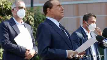 Italy's ex-premier Berlusconi in Monaco hospital for tests