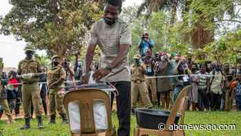 'The world is watching': Ugandans vote in tense election