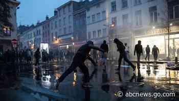 Brussels police arrest 116 at protest over Black man's death