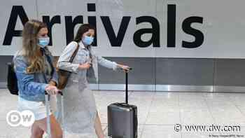 +Coronavirus hoy: Reino Unido prohíbe llegadas desde Suramérica+ - DW (Español)