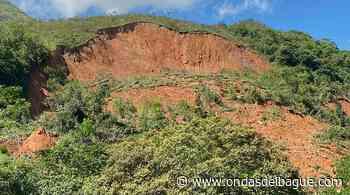 Cinco días más seguirán incomunicados los habitantes de Dolores y Alpujarra por derrumbe - Ondas de Ibagué