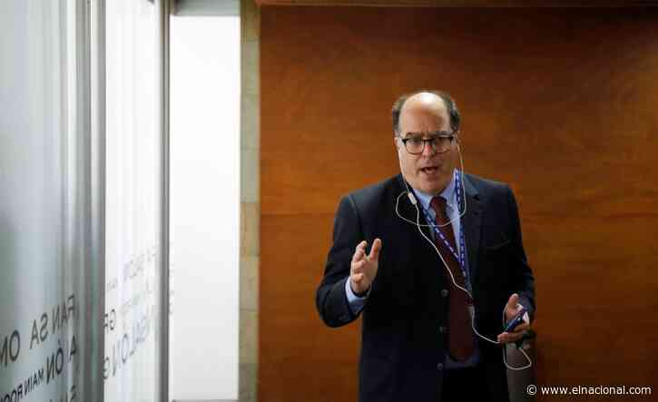 Borges denunció que los grupos armados irregulares se han establecido en Venezuela