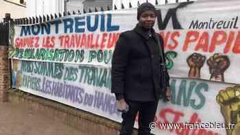 "Montreuil : les travailleurs sans-papiers ""Bara"" de la rue Stalingrad, menacés d'expulsion - France Bleu"