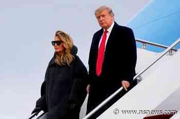 Trump's Mar-a-Lago warned over coronavirus mask violations - North Shore News