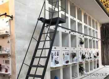 Cimiteri di Osimo, quattro nuove scale per l'utenza - Youtvrs
