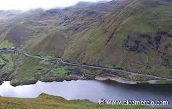 Abastecimiento de agua para Ambato y Pelileo mejoró con las lluvias en represa Chiquiurco
