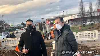 Acque Veronesi, tre giorni di lavoro per l'interconnessione dell'acquedotto - VeronaSera