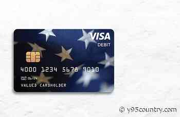 PHOTO: Don't Accidentally Throw Away Your Stimulus Debit Card