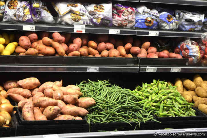 Produce sales conclude tumultuous 2020 with solid gains