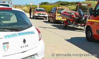 VILLENEUVE-LES-MAGUELONE : Une kitesurfeuse secourue par les sapeurs-pompiers. - IPH Média