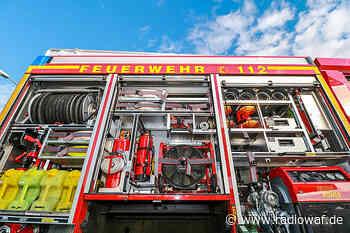 Anhänger mit Gefahrgut landet auf K 19 bei Everswinkel im Graben - Radio WAF