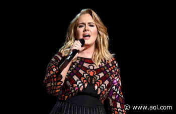Adele's close friend, comedian Alan Carr, suggests her album is coming next month - AOL