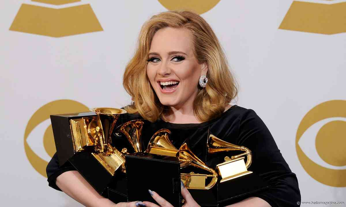 Adele's new album is complete - and here's what her friend thinks - HELLO!