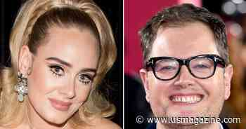Adele's Friend Alan Carr Teases 'Amazing' New Music From Highly Anticipated 4th Album - Us Weekly