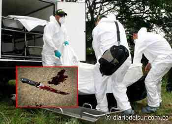 Intolerancia total: Hombre asesinó a puñal a su patrón en Nunchía, Casanare - Diario del Sur