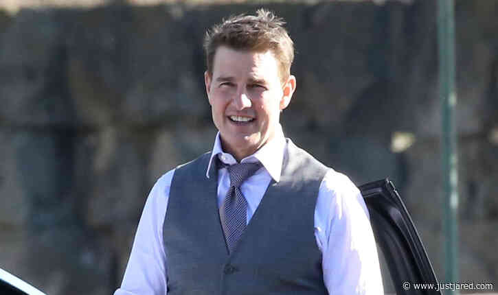 The Story About Tom Cruise Bringing Robots to 'Mission: Impossible 7' Set Has Been Debunked
