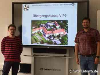 Niederviehbach - Realschule Niederviehbach führt Übergangsklasse Ü9 ein - idowa