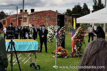 Homenaje póstumo al asesinado exalcalde de Sesquilé, Cundinamarca - Noticias Día a Día