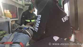 Hombre es atropellado al intentar cruzar transitada vialidad en Ramos Arizpe - Periódico Zócalo