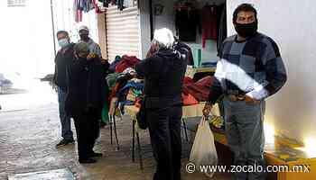 Fallan Vigilantes de la Salud en mercado Mario Gómez - Periódico Zócalo