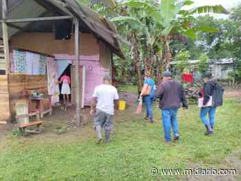 Miviot ofrecerá soluciones sociales a familias de Chiriquí Grande - Mi Diario Panamá