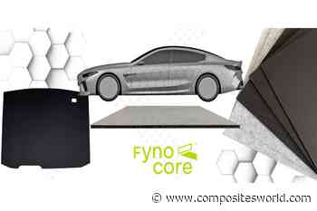 Two major automotive OEM contracts secured for EconCore honeycomb core technology - CompositesWorld