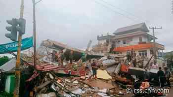 Seven people dead, hundreds more injured after strong quake