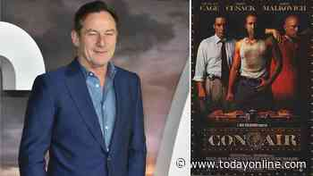 Jason Isaacs Used A Real Gun In His Audition For John Malkovich's Role In Con Air - TODAYonline