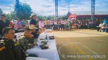 Familias campesinas en Hato Corozal recibirán por primera vez el servicio de gas - Noticias de casanare - La Voz De Yopal