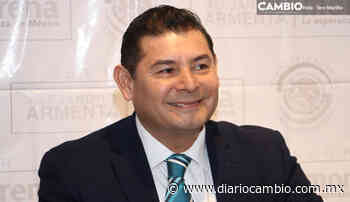 Armenta peca de soberbio: soy el mejor posicionado a la alcaldía de Puebla (VIDEO) - Diario Cambio
