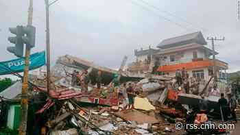 Eight people dead, hundreds more injured after strong quake