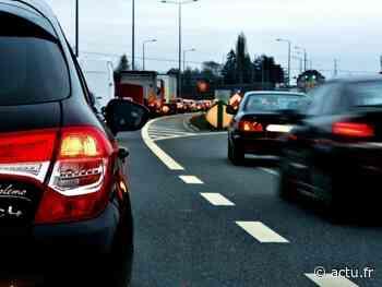 Accident corporel sur l'autoroute A86, à Nanterre : la circulation très perturbée - actu.fr