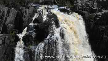 New England waterfalls Apsley Falls, Ebor Falls bringing in many tourists after rain - The Northern Daily Leader