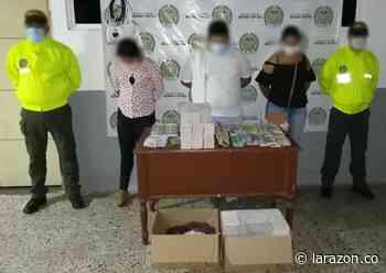 Capturan a tres personas por venta de rifas ilegales en Cotorra - LA RAZÓN.CO
