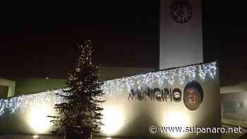 Concordia sulla Secchia, si sono accese le luminarie natalizie - SulPanaro | News - SulPanaro
