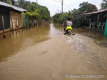 Al menos 210 familias están afectadas por las lluvias en Chigorodó - RCN Radio