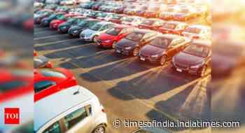 At 18 lakh, car sales crash to 10-year low