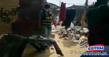 Chiclayo: Policía de Mórrope desarticula banda de roba motos - exitosanoticias