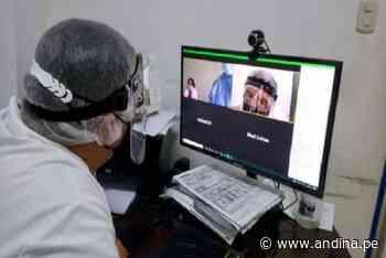 Hospital de EsSalud en Mollendo reanuda teleconsultas ante incremento de casos covid-19 - Agencia Andina
