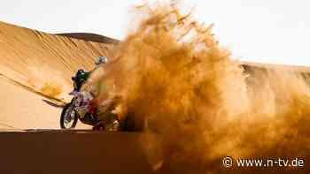 14. Erfolg bei der Rallye Dakar: Todesfall überschattet Peterhansels Sieg