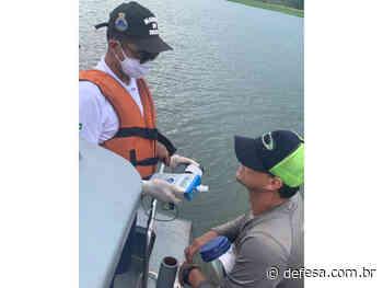 Capitania Fluvial do Tietê-Paraná realiza Inspeção Naval em Pederneiras (SP) - Defesa - Agência de Notícias