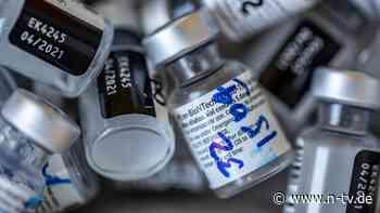 Oslo: Aufbau neuer Kapazitäten: Pfizer kürzt Impfstoff-Lieferung für Europa