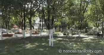 Niña venezolana resultó herida por atentado con explosivos en parque de Saravena, Arauca - Noticias Caracol