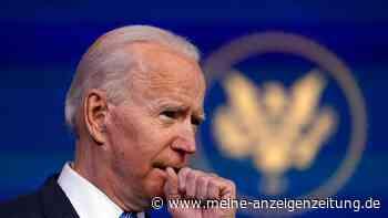 """Corona in den USA: Joe Biden plant Billionen-schweres Hilfspaket - """"Gesundheit unserer Nation steht auf dem Spiel"""""""