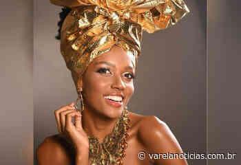 Representando Teodoro Sampaio, Paula Borges é eleita Miss Bahia 2021 - Varela Notícias