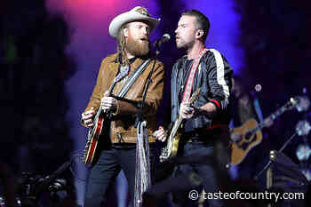 Remember When Brothers Osborne Released Their Debut Album?