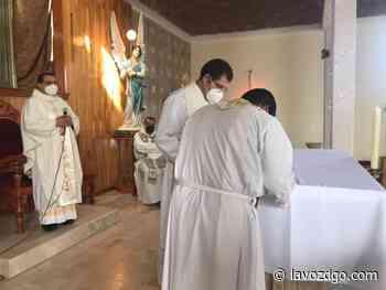 Nuevo párroco para General Escobedo, El Oro, Durango - La Voz de Durango