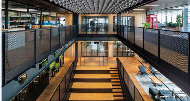Office fit-out and design specialist bolsters workplace strategy offering