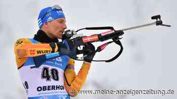 Biathlon in Oberhof jetzt im Liveticker: Lesser mit starker Leistung, Deutschland führt