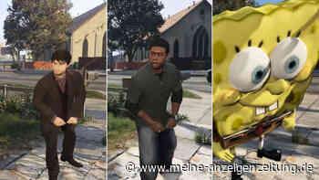 GTA 5: Legendäre Szene nachgestellt – Clip geht sofort viral